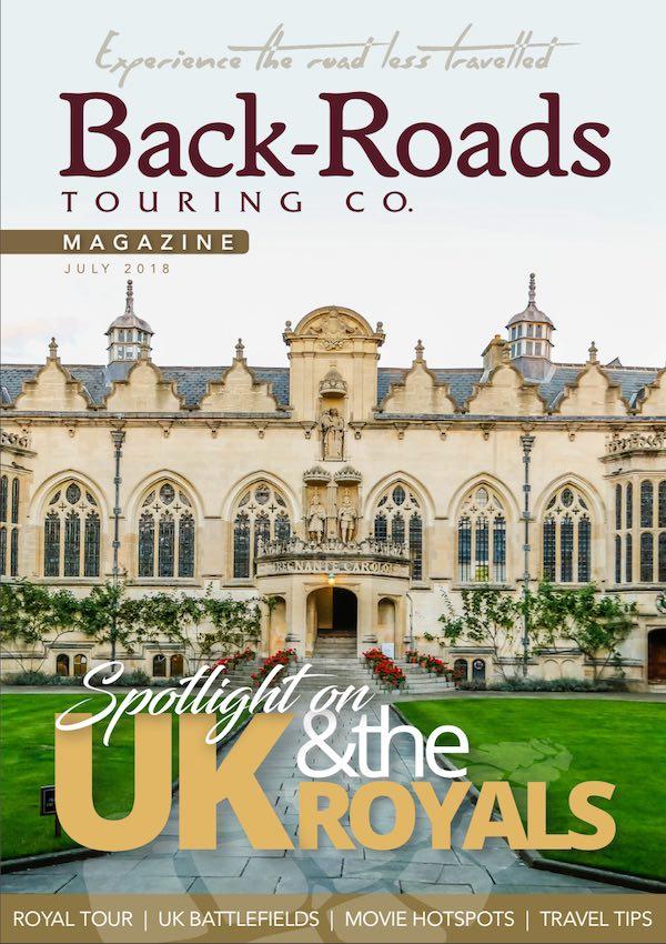 Back-Roads Touring Magazine