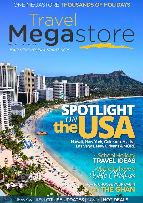 Travel Megastore Magazine